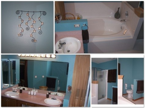 Master Bathroom--I think it's referred to as the ensuit?