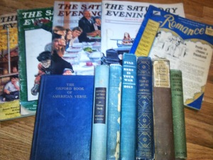 Thrifty store books