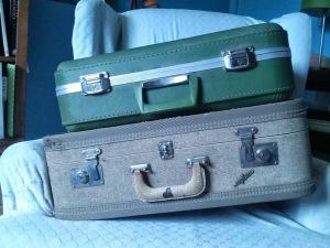vintage luggae