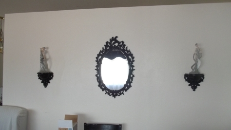 Rococo Glam Wall