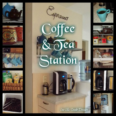 Coffee and Tea Station Main