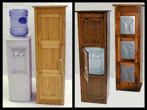 Cooler Cabinet