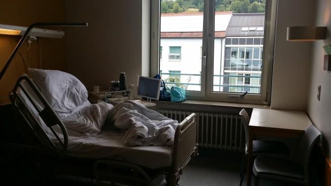 Amberg Hospital Room