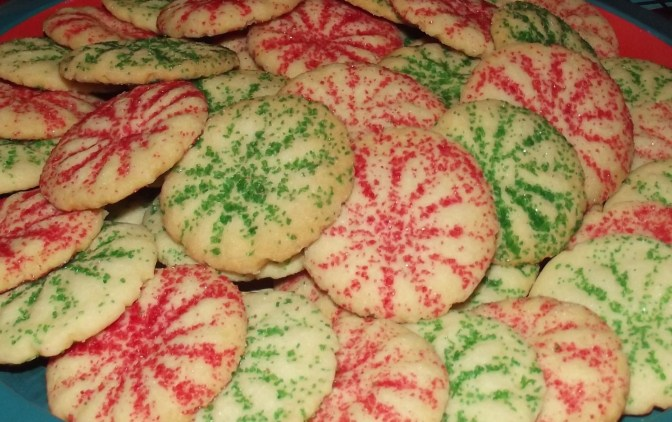 Louisiana Sugar Cookies