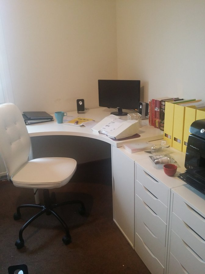 Ikea Office: Getting Started