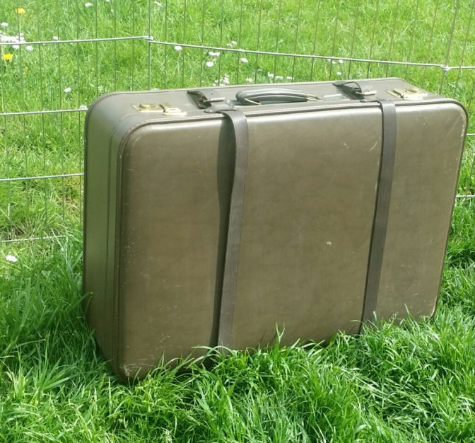 It's Time For Another Vintage Suitcase Project!