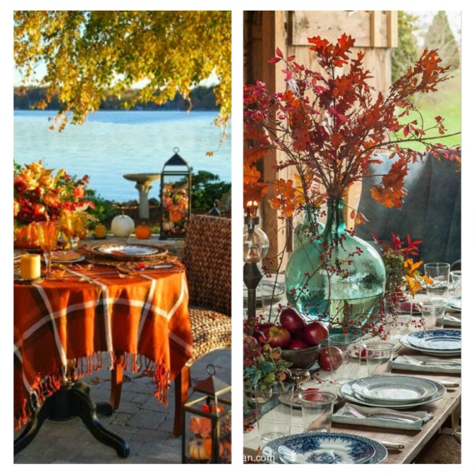 Autumn Patio Daydreaming